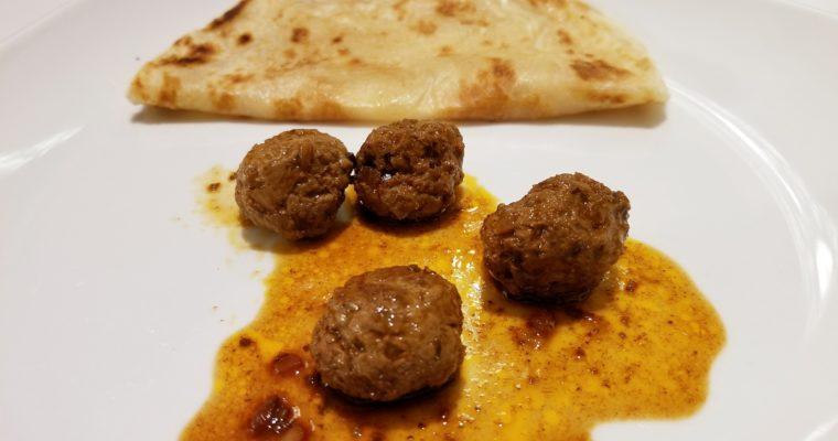 Rista – Kashmiri lamb meatballs
