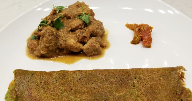Mangalorean Chicken Curry in IP