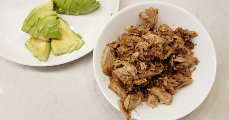 Pork Carnitas in IP